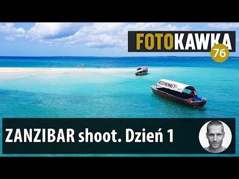 📷Foto Kawka☕️#74: Zanzibar shoot. dzień 1