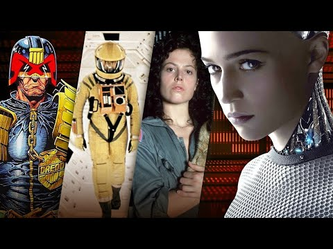 Alex Garland's 4 Biggest Sci-Fi Influences