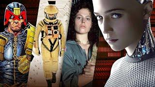 Alex Garland's 4 Biggest Sci-Fi Influences