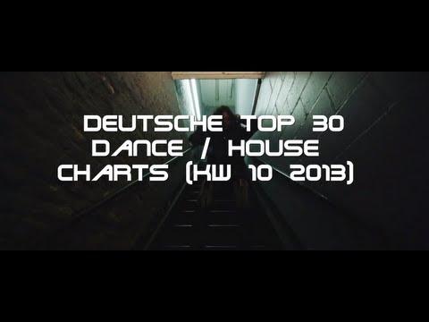 Deutsche Top 30 Dance / House Charts [KW 10 2013]