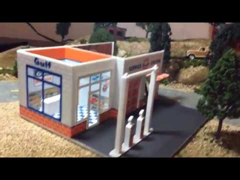 Auto World Mustang and Gulf Service Station Review