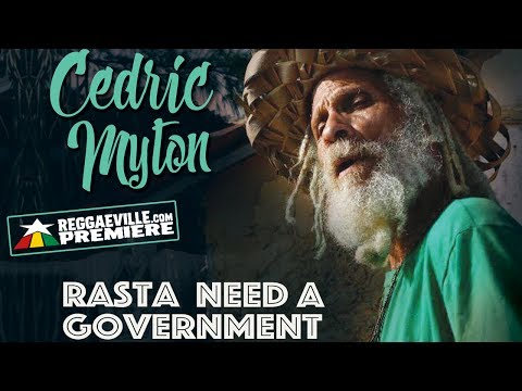 Cedric Myton - Rasta Need A Government [Official Audio | Cards On The Table Riddim 2017]
