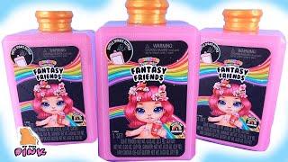 Радужные РУСАЛКИ и ФЕИ + ПУПСИ СЛАЙМ! Rainbow Mermaids and Fairies + Poopsie Slime Surprise
