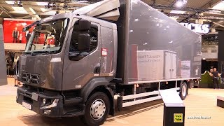 2019 Renault D14 240 Distribution Truck - Exterior and Interio…