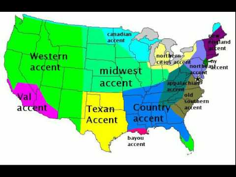 General American Accent