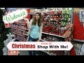 WALMART CHRISTMAS SHOP WITH ME | Momma From Scratch