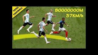 Kylian Mbappe ● Vitesse Extrême 2018 ● BOOOOOOOOM
