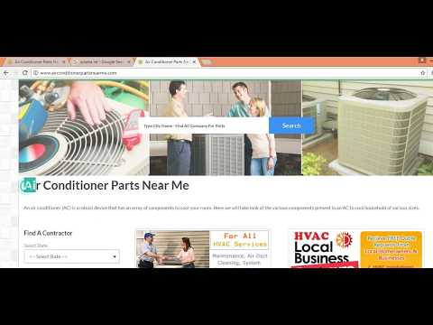 Air Conditioner Parts in Omaha NE | AC Maintenance Nebraska | AC Parts Near Me