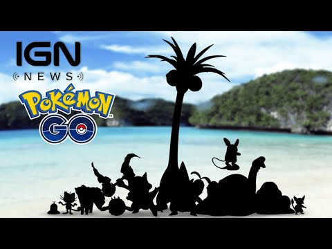 Pokemon Go Adding Alolan Forms of Gen 1 Pokemon - IGN News