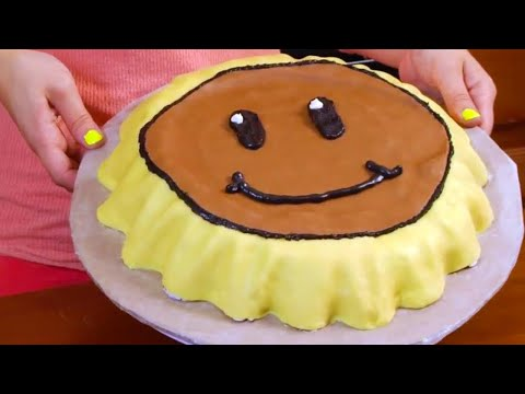 Make PLANTS VS ZOMBIES CAKE - NERDY NUMMIES Pictures