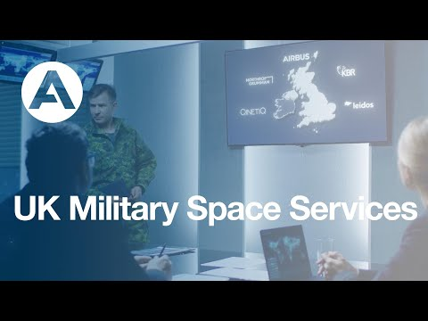 UK Military Space Services