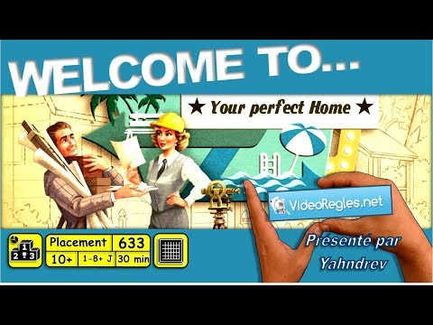 """Vidéorègle Jeu de Société """" Welcome to... """" par Yahndrev (#633)"""