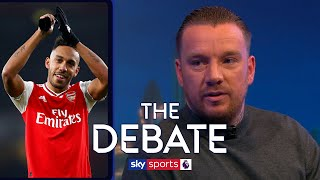 Does Pierre-Emerick Aubameyang's future lie away from Arsenal? | O'Hara & Merson  | The Debate