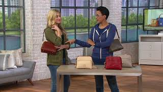 Dooney & Bourke Florentine Crossbody Handbag - Cameron on QVC