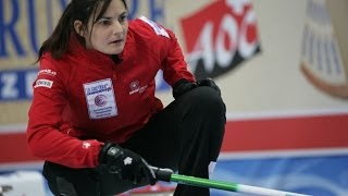 CURLING: CHN-SUI World Women