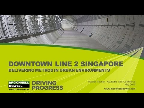 Delivering Metros in Urban Environments