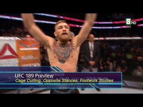 BJJ Scout: UFC 189 Preview (McGregor V Mendes, Lawler V MacDonald, Nelson V Thatch)