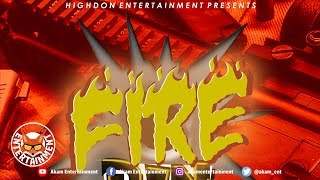 Javie J - Red Up [Fire Pin Riddim] January 2019
