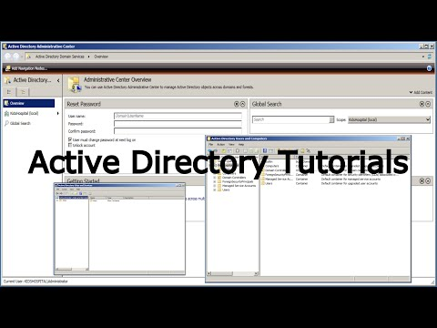 Active Directory - How to setup User Profiles