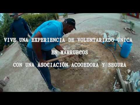 VIVE UNA EXPERIENCIA DE VOLUNTARIADO �NICA EN MARRUECOS