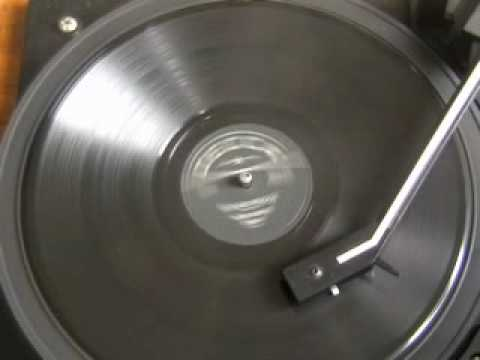 Webb Pierce Teenage Boogie Decca 78rpm.