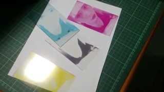 CMYK四色印刷的組成
