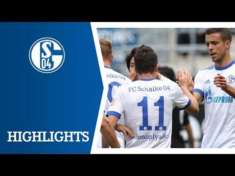 Schalke gewinnt Testspiel in Paderborn