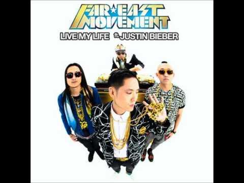 Justin Bieber ft. Far East Movement - Live My Life [HQ] AUDIO