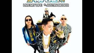 Justin Bieber ft Far East Movement Live My Life HQ AUDIO