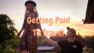 How To Get Paid To Travel The World | Let Us Live Ep. 35