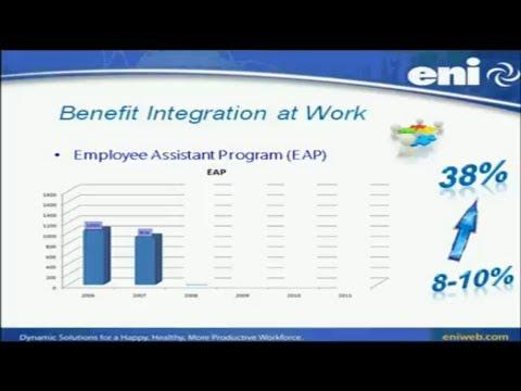 Eni Gene Raymondi Webinar The Power of Benefit Integration