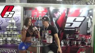 Tatiana Girardi Pro Supps Expo Fitness