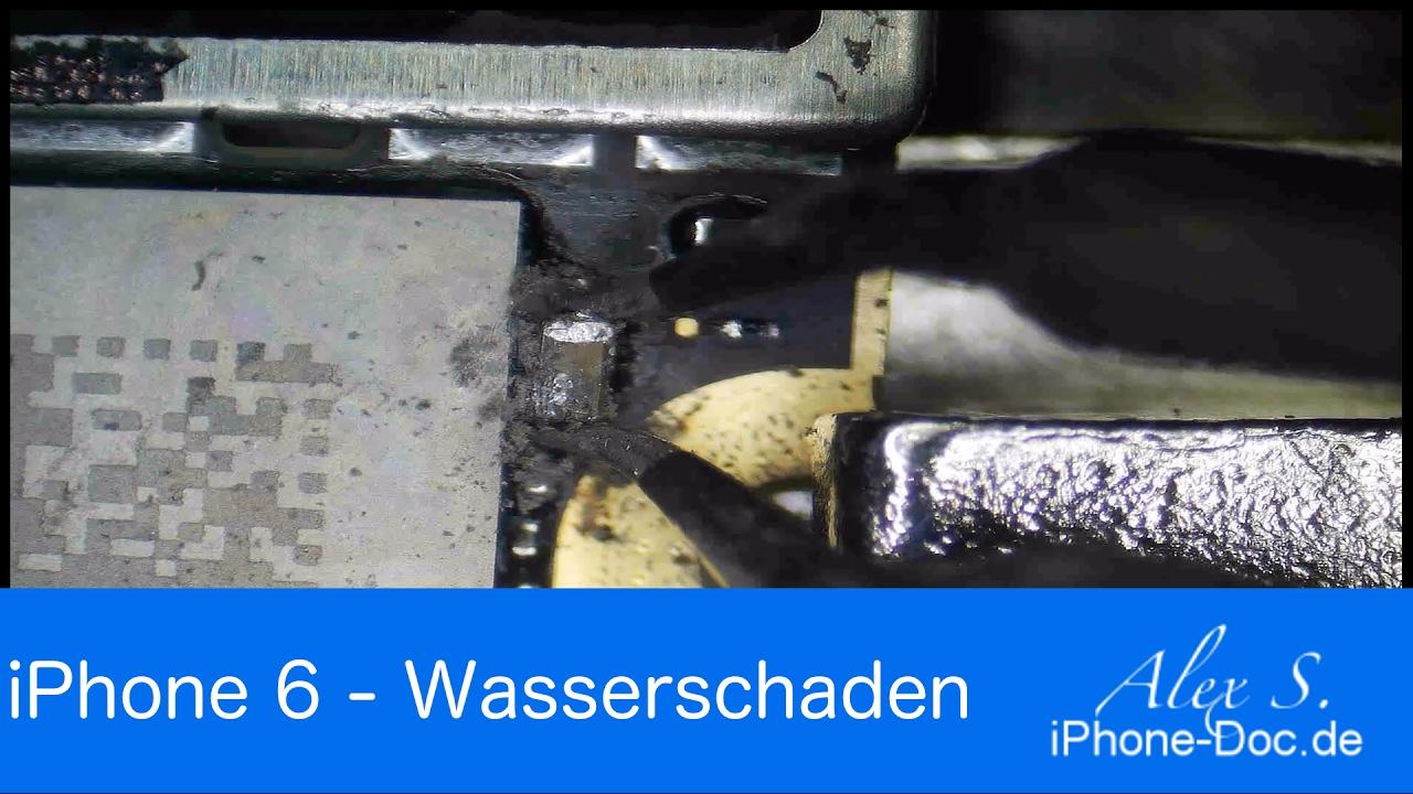 iphone 6 wasserschaden reparatur kurzschluss vcc main microsoldering deutsch youtube. Black Bedroom Furniture Sets. Home Design Ideas