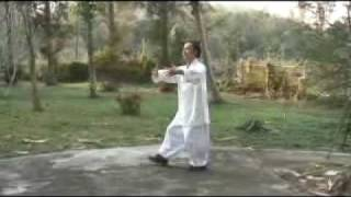 taoist walking meditation