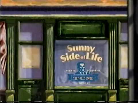 "Turner Classic Movies ""Sunny Side of Life"" Bumper - Edward Hopper Animated!"