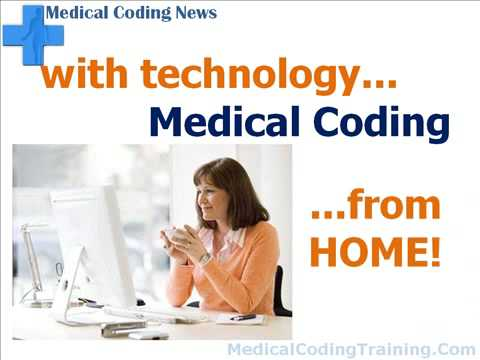 Do Your Medical Coding Work from Home