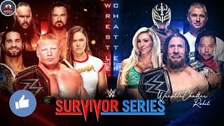 #WWE #Raw  #SurvivorSeries2018 Highlights Result Predictions Full Results Winners #Raw VS #Smackdown
