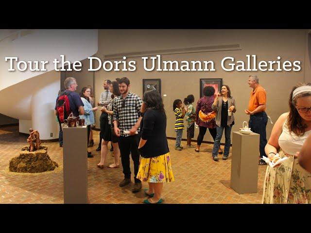 Take a Tour of the Doris Ulmann Galleries
