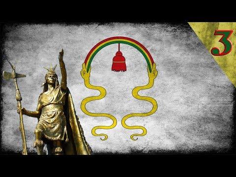 "Europa Universalis IV: Cuzco #3 ""La Caida de Quito"""