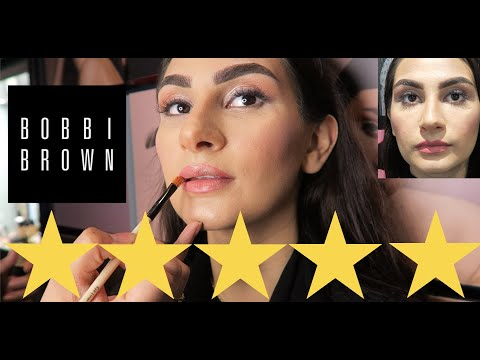 I WENT TO THE BEST REVIEWED MAKEUP ARTIST AT BOBBI BROWN IN DUBAI !
