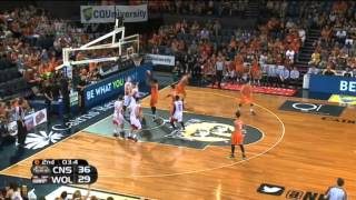 Cairns Taipans Vs Wollongong Hawks Nbl Highlights (round 7 2014-15)