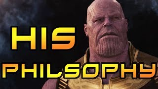 PROBLEMS with Thanos's Plan - Avengers: Infinity War [SPOILERS]