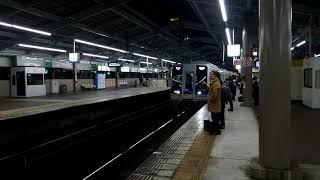 南海1000系1033F+1031F普通羽倉崎行き&9000系9511F普通なんば行き@天下茶屋駅