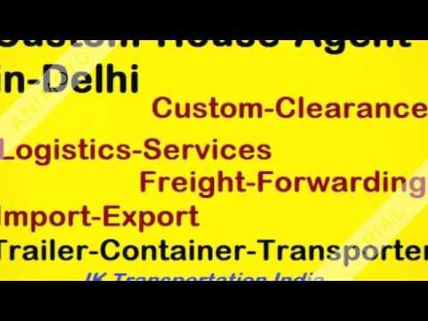Customs House Agent Mumbai, Custom House Agent Delhi