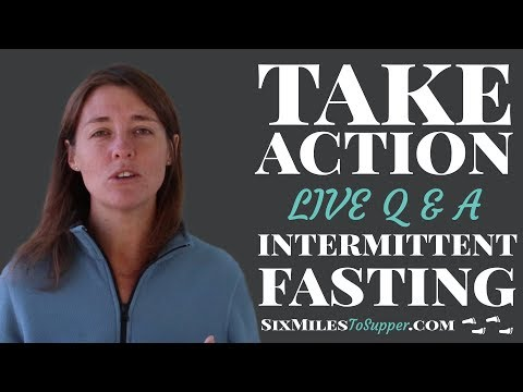 taking-action:-live-intermittent-fasting-/-omad-q&a