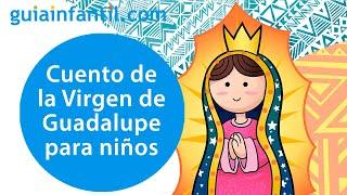 Virgen de guadalupe niña