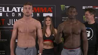 Weigh Ins | Bellator 223