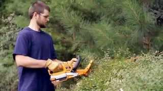LawnMaster 40V Cordless Hedge Trimmer