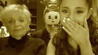 Last part of Ariana Grande twitcam 12/23/12