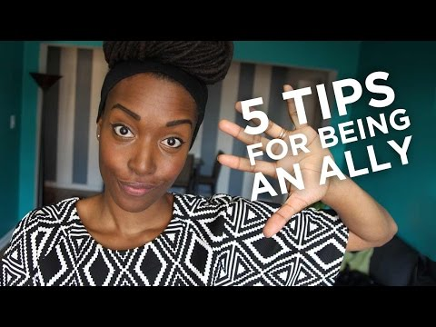 5 Tips For Being An Ally